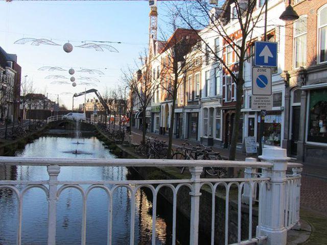 Te huur: Appartement Delft Binnenwatersloot