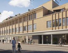 Apartment Stationsstraat in Bergen op Zoom