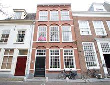 Appartement Kromme Nieuwegracht in Utrecht