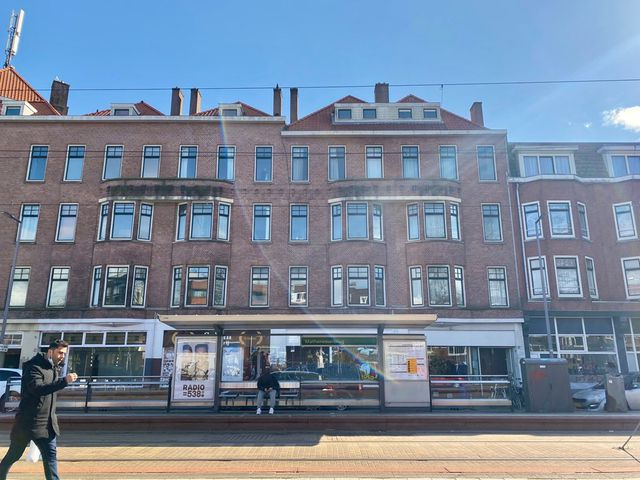 For rent: Apartment Rotterdam Mathenesserdijk