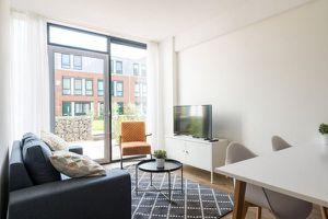 Te huur: Appartement Haarlem Nico Andriessenstraat
