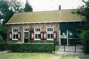 For rent: House Ritthem Zandweg