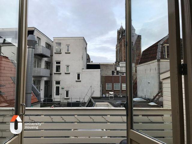 For rent: Studio Utrecht Mariastraat