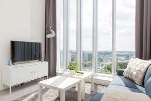 Te huur: Appartement Amsterdam Koningin Wilhelminaplein