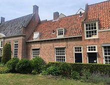 Appartement Elisabeth Gasthuishof in Leiden