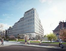 Appartement Nieuwe Gracht in Delft