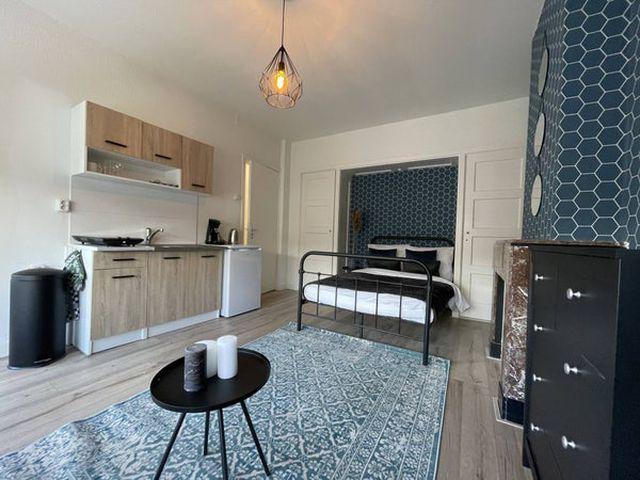 For rent: Studio Rotterdam Pleinweg