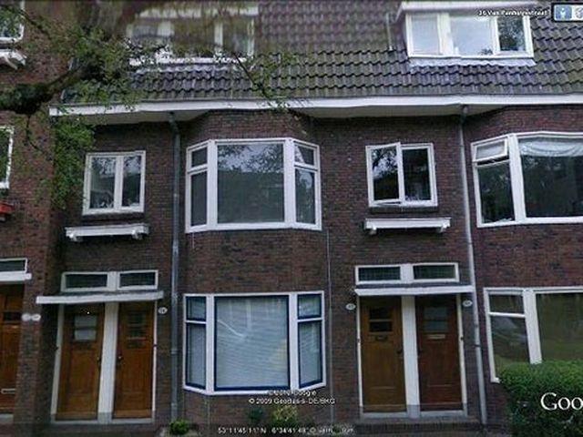 Te huur: Kamer Groningen Van Panhuysstraat