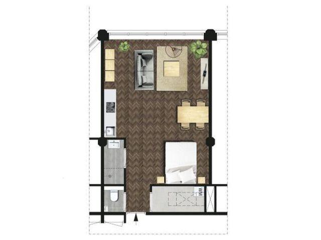 Te huur: Appartement Helmond Kasteel-Traverse