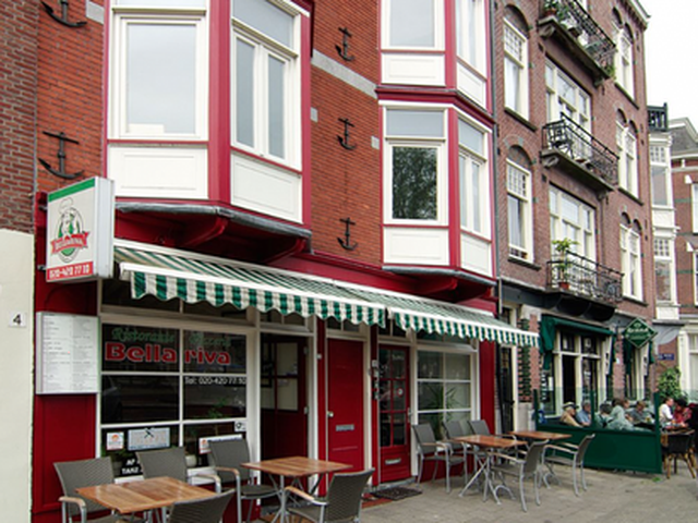 For rent: Studio Amsterdam Rapenburgerplein