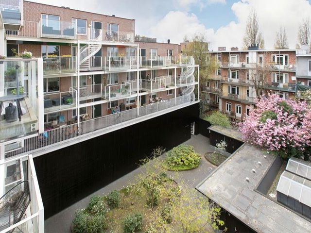 For rent: Apartment Amsterdam Witte de Withstraat