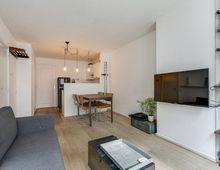 Apartment Fokke Simonszstraat in Amsterdam