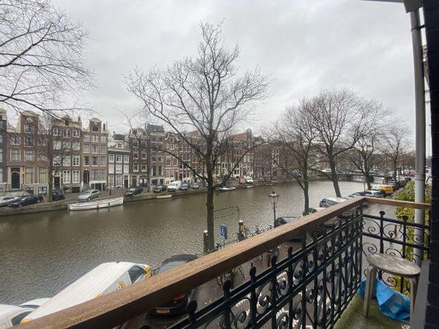 Te huur: Appartement Amsterdam Singel