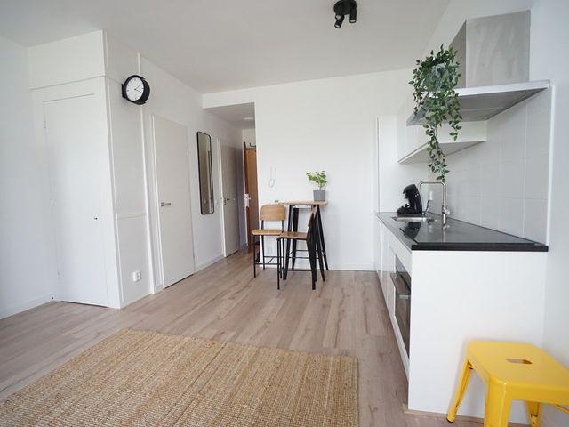 For rent: Studio Rotterdam Nieuwe Binnenweg