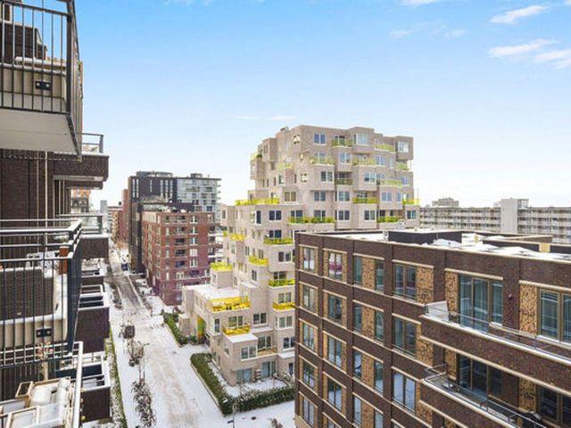 Te huur: Appartement Amsterdam George Gershwinlaan