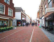 Appartement Haarlemmerstraat in Leiden
