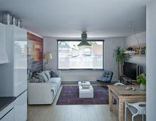 Appartement Guisweg in Zaandijk