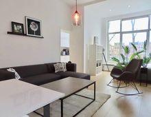 Appartement Obrechtstraat in Den Haag