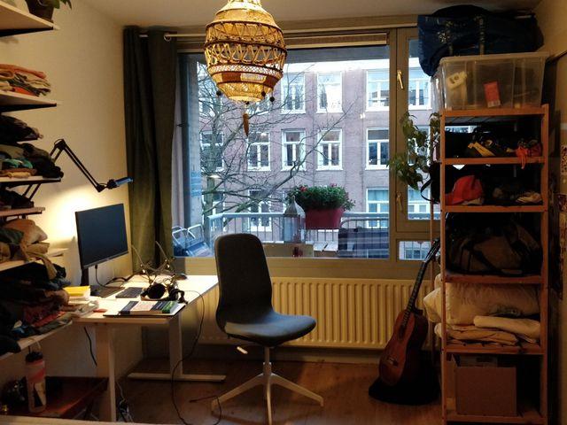 Te huur: Kamer Amsterdam Commelinstraat