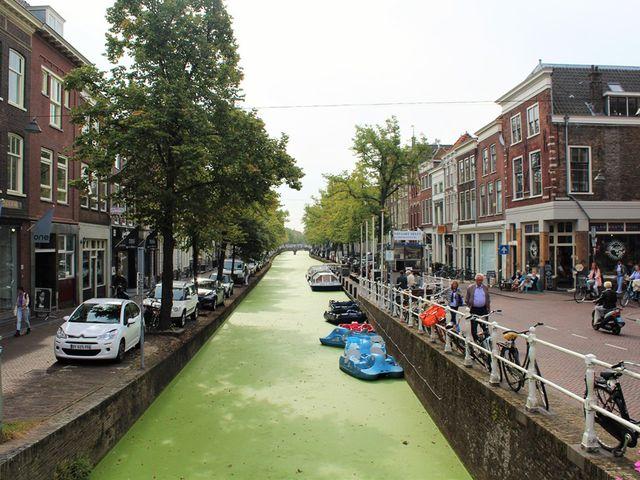 Te huur: Studio Delft Kromstraat