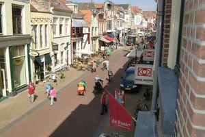 For rent: Apartment Kampen Oudestraat