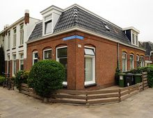 House Willem Sprengerstraat in Leeuwarden