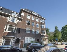 Appartement Holbeinstraat in Amsterdam