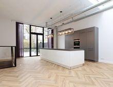 Appartement Van Beverningkstraat in Den Haag