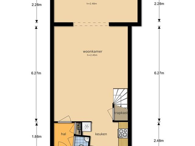 Te huur: Huurwoning Den Bosch Berenklauw
