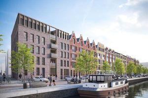 Te huur: Appartement Amsterdam Wiborgeiland