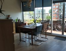 Appartement Zeeburgerdijk in Amsterdam