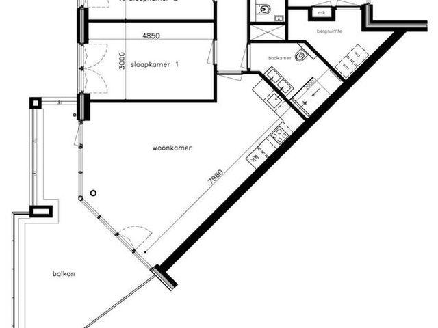 Te huur: Appartement Amstelveen Maimonideslaan