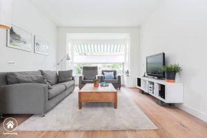 For rent: House Rotterdam Burgemeester Le Fevre de Montignylaan