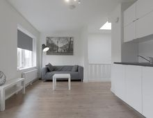 Apartment Prinsesseweg in Groningen