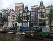 Appartement Oudezijds Voorburgwal in Amsterdam