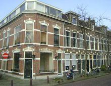 Appartement Prins Hendrikplein in Leiden