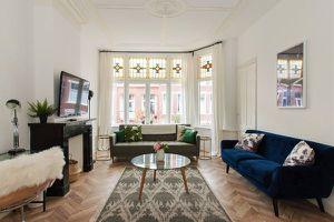 For rent: Apartment Den Haag Fultonstraat