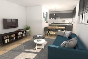 Te huur: Appartement Zoetermeer Europaweg