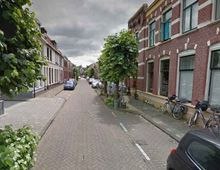 Kamer Waldeckstraat in Enschede