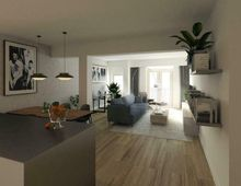 Appartement Westzijde in Zaandam