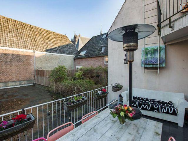 Te huur: Appartement Leiden Burgsteeg