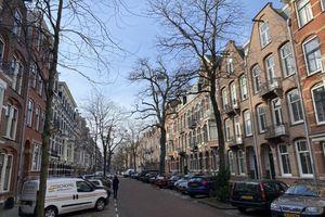 For rent: House Amsterdam Van Breestraat