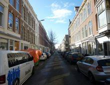 Apartment Witte de Withstraat in Den Haag