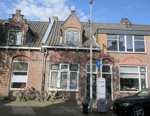 House Verenigingstraat in Utrecht