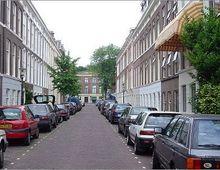 Apartment Trompstraat in Den Haag