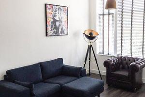 For rent: Studio Rotterdam Schiedamseweg