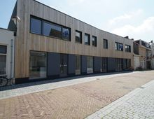 Apartment Korenbeursstraat in Bergen op Zoom