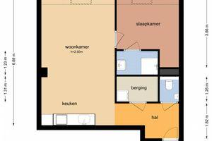Te huur: Appartement Den Haag Paviljoensgracht