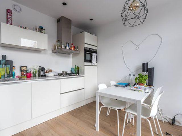 Te huur: Appartement Amsterdam Van Woustraat