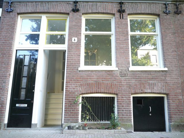 For rent: Apartment Amsterdam Nieuwe Grachtje